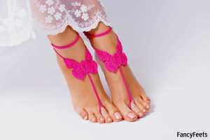 Dantel örgü ayaksüsü modelleri