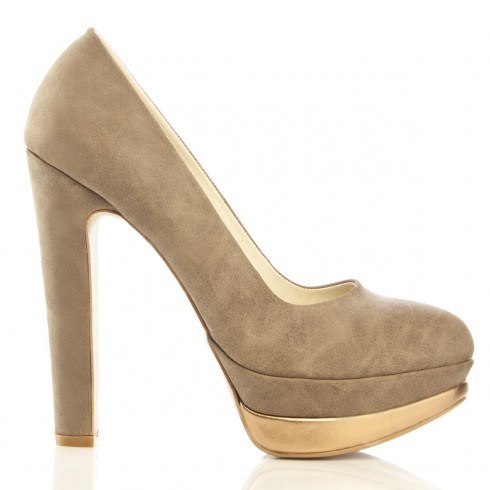 İvana Sertin platform topuk ayakkabı modelleri