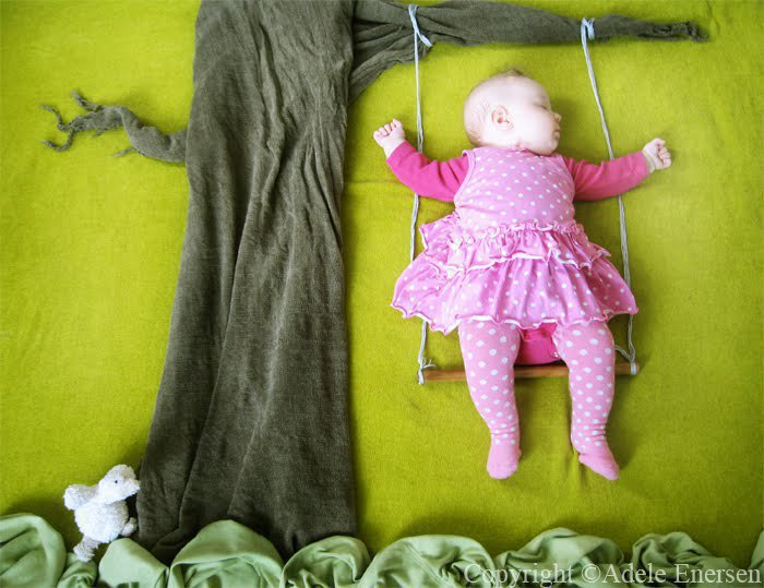 Adele Enersen - Mila's Dreams ( Mila'nın Rüyaları ) - Milanın salıncak rüyası