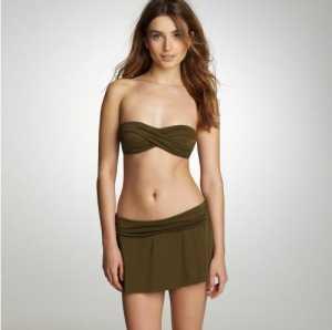 2011 Straplez Etekli Bikini Modelleri
