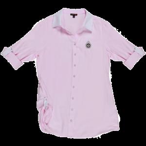 Koton 2011 İlkbahar - Yaz Koleksiyonu - Armalı uzun gömlek modeli