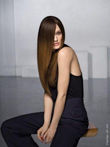 2011 'in Saç Kesim Modelleri ve Saç Renkleri - Rojda Demirer saç rengi