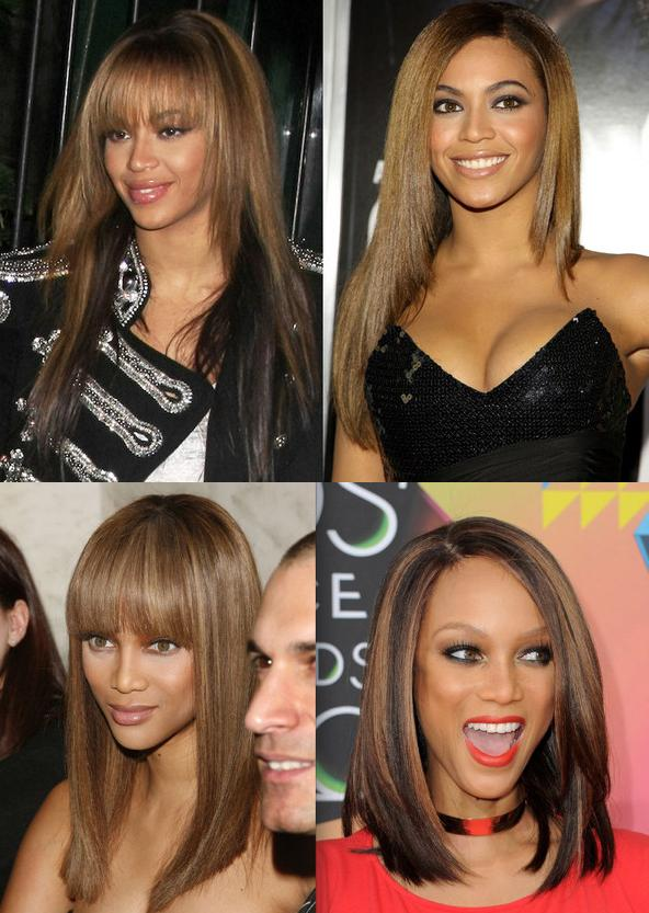 ünlülerin saç modelleri