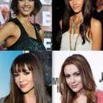 perçemli saç modelleri