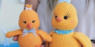 Anlatımlı Amigurumi örgü oyuncak modelleri