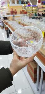Asimetrik ağızlı kırık buslu cam sunumluk satışı fiyatı @sorella_ile