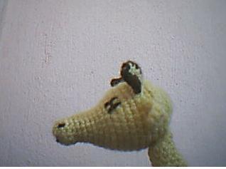 Amigurumi Zürafa Yapımı : Örgü zürafa yapımı anlatımlı ve resimli Örgü Örgü modelleri