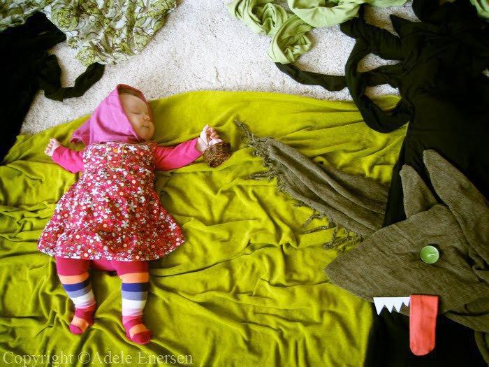 Adele Enersen - Mila's Dreams ( Mila'nın Rüyaları ) - Milanın kırmızı başlıklı kız rüyası