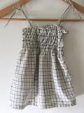 El yapımı Bayan askılı bluzler