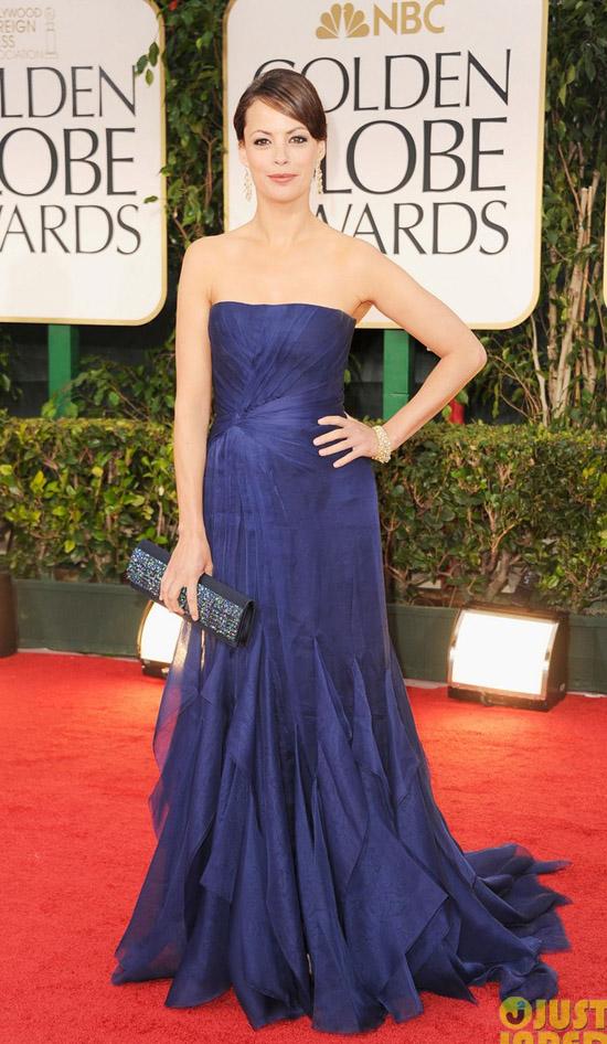 Golden Globes 2012 töreni - Berenice Bejo