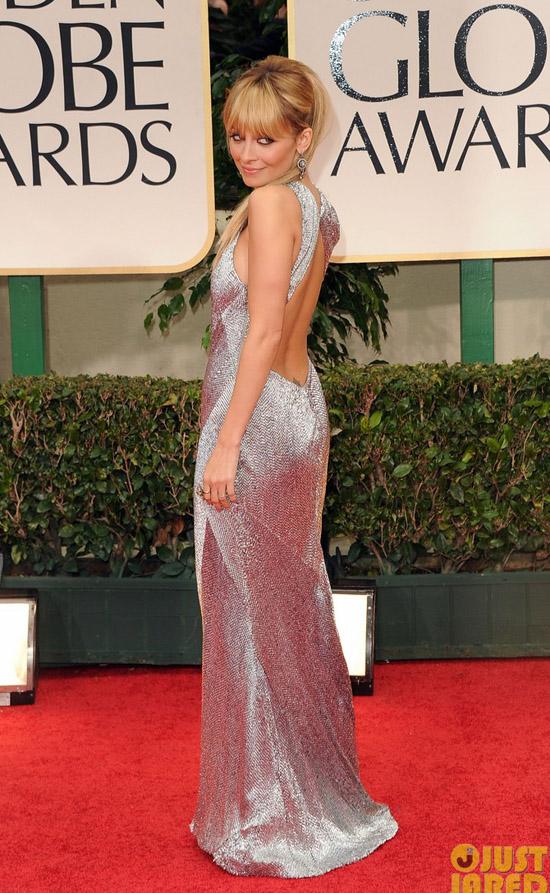 Golden Globes 2012 töreni - Nicole Richie
