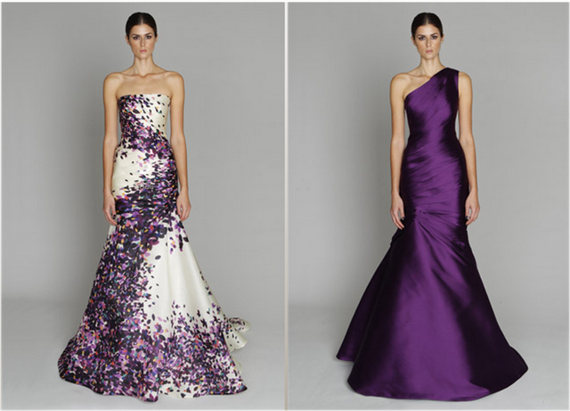 2011 Mezuniyet Elbisesi Modası - 2011 Tek omuz balık etek abiye modeli