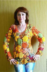 Tığ işi örgü bluz modelleri anlatımlı