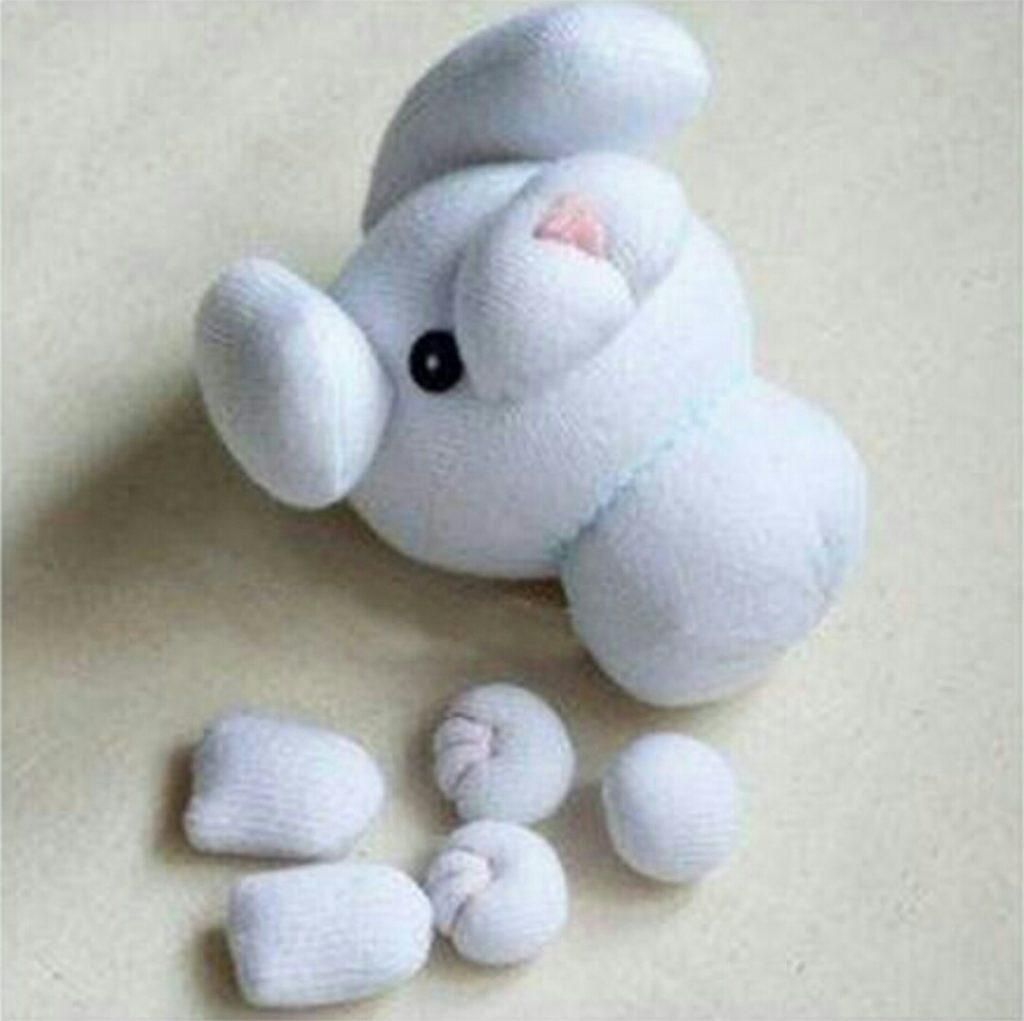 Как сделать мишку из полотенца поэтапно для начинающих