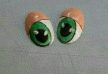 Amigurumi örgü oyuncak modelleri ne göz nasıl yapılır ?