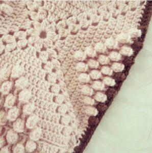 2017 örgü bebek battaniyesi modelleri ve yapılışları anlatımlı