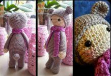 Amigurumi oyuncak ayı yapılışı anlatımlı