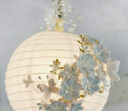 Japon feneri süsleme fikirleri anlatımlı