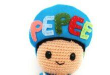 Amigurumi örgü oyuncak pepe modelleri yapılışı anlatımlı