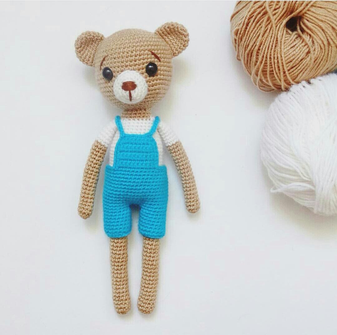 Amigurumi bebek ve rengarenk kıyafetleri – 10marifet.org | 1074x1080