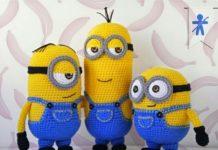 2017 örgü oyuncak amigurumi modelleri anlatımlı amigurumi minion modeli yapılışı anlatımlı