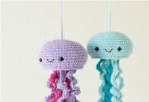 Amigurumi örgü oyuncak ahtapot modelinin yapılışı anlatımlı