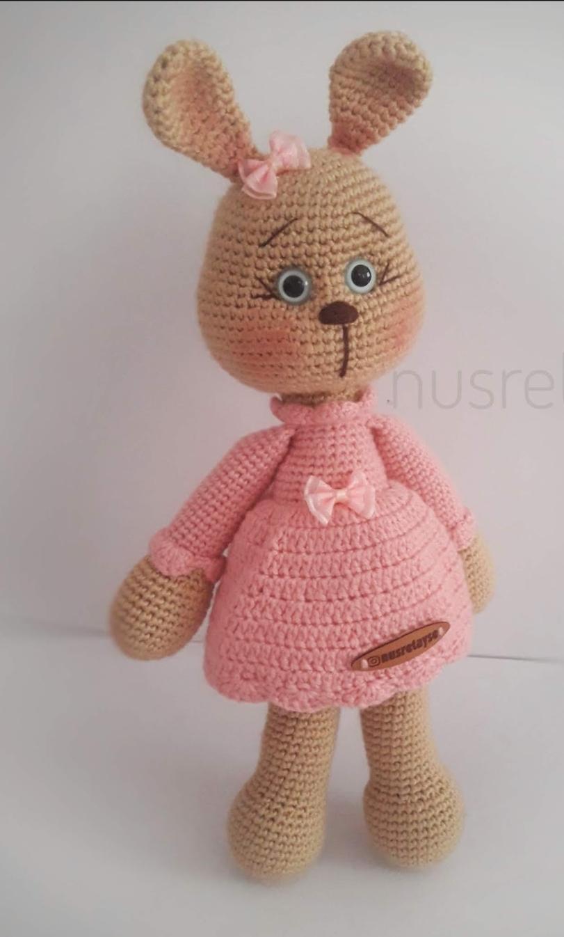 Amigurumi Örgü Minik Bebek Biblo Modeli Yapılışı ( Anlatımlı ... | 1346x811