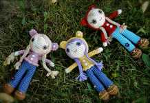 2015 amigurumi örgü oyuncak modelleri