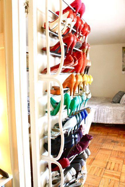Modern ve Dekoratif Ayakkabılık Modelleri