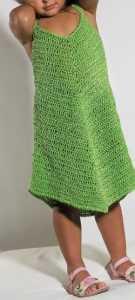 3 - 4 yaş çocuklar için merserizeden yazlık elbise modeli yapılışı