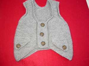 Bebekler için selanik ve haroşe örgüden örgü ata yeleği modeli yapılışı anlatımlı