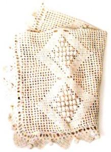 Tığ işi bebek battaniyesi modeli ve yapılışı