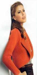 2011 bayan bolero modeli yapılışı ( anlatımlı )