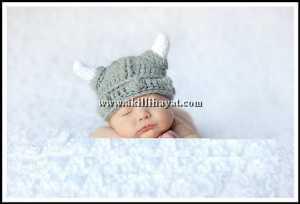boynuzlu viking şapkası yapılışı