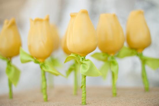 Anneler günü için el yapımı hediye modelleri - Laleli Kek Buketleri Yapılışı