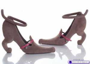 2011 sıradışı tasarım bayan ayakkabı modelleri