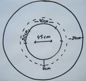 Fiskos örtüsü tarzı yuvarlak bayan yeleği modeli yapılışı (anlatımlı)