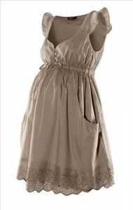 2011 modası Günlük hamile elbiseleri modelleri