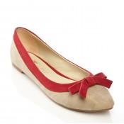 İvana Sert ' in babet ayakkabı modelleri