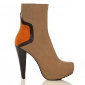 İvana Sert ' in camel rengi ayakkabı modelleri