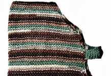 sevimli haroşa örgü köpek giysisi yapılışı
