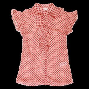 Koton 2011 İlkbahar - Yaz Koleksiyonu - Fırfırlı gömlek modelleri