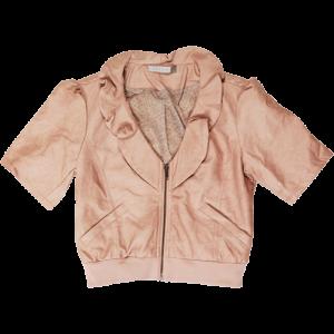 Koton 2011 İlkbahar - Yaz Koleksiyonu - Karpuz kollu fırfırlı bolero tarzı kısa ceket modelleri