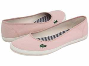 Lacoste pembe renk babet ayakkabı modelleri