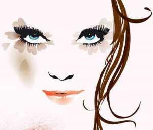 Kahverengi Saç Rengi Ve Mavi Renk Gözleri olanlar hangi renk far , allık ve ruj kullanmalı ?
