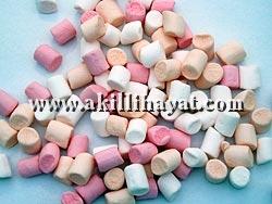 marshmallow şekerden şeker hamuru yapılışı tarifi