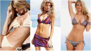 2011 Victoria ' s Secret Mayo ve Bikini Modelleri