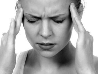 Prof. Dr Ahmet Maranki Migrene Yönelik Şifalı Kür ve Baştamızdaki Migren Tedavi Noktalarını Gösteren Şema