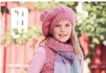 Sekiz yaş kız çocuğu için kolay süveter modeli yapılışı (anlatımlı)
