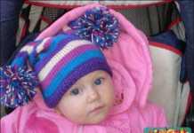 örgü soytarı bebek beresi modeli yapılışı (anlatımlı)